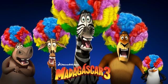 Madagáscar 3