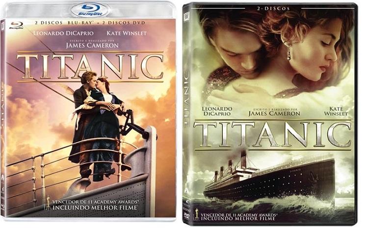 Titanic 2012 Dvd Mhd – Titanic Dvd/bd