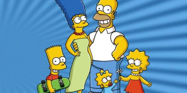Os Simpson T20 Maratona na FOX 5