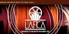 Na votação da Associação de Críticos de Los Angeles a veterana Emmanuelle Riva (Amour) empata com a jovem Jennifer Lawrence em Silver Linings Playbook de David O. Russell.