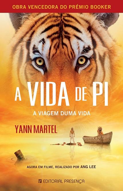Yann Martel's A Vida de Pi