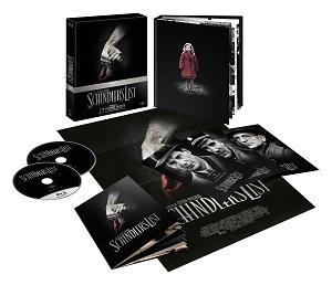 Blu-Ray A Lista de Schindler