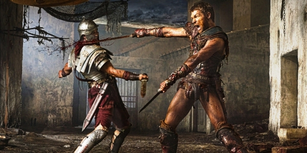 Spartacus A Revolta dos Escravos na FOX HD 2