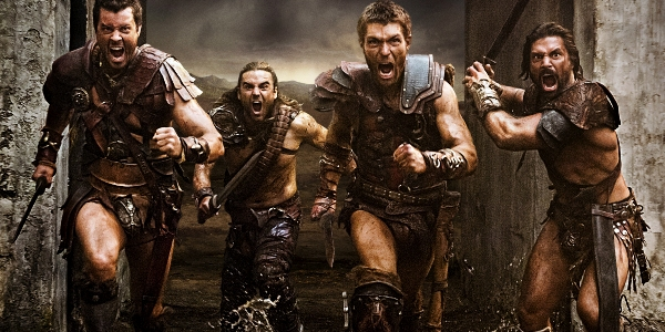 Spartacus A Revolta dos Escravos na FOX HD 5