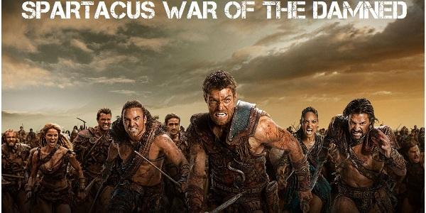 Spartacus A Revolta dos Escravos na FOX HD 6