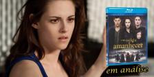 """""""A Saga Twilight - Amanhecer Pt. 2"""" já chegou em BD. Leia a nossa análise a esta edição especial."""