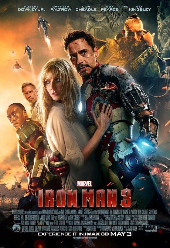 Imax 3D - Iron Man 3