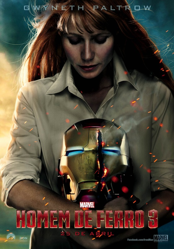Pepper Potts - Iron Man 3