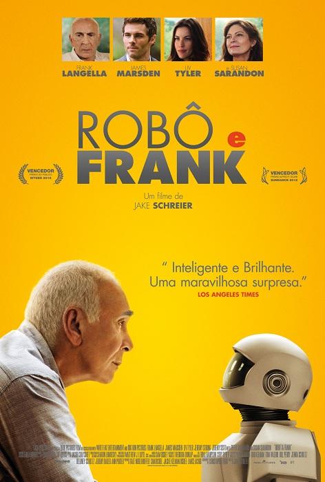 ROBOT ET FRANK_POSTER