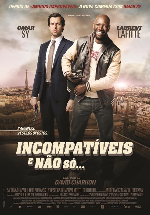 Poster_ Incompatíveis e Não Só
