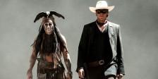 """A mais recente colaboração entre Gore Verbinski e Johnny Depp tem todo o aspeto de um """"Piratas das Caraíbas no Velho Oeste"""", com ação, aventura e grande potencial cómico."""