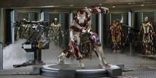 """""""Iron Man 3"""" é a maior aventura do herói de ferro desde a sua fuga daquela caverna no Afeganistão."""