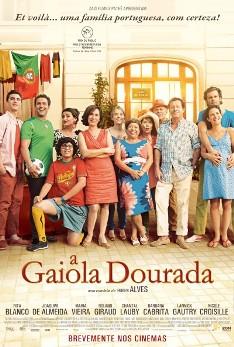 A Gaiola Dourada - Poster
