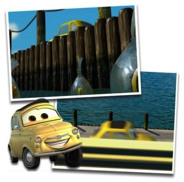finding nemo (cars)