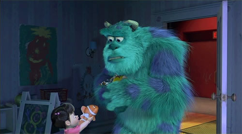 monsters inc (nemo)