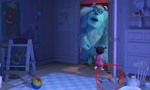 monsters inc (toy story)