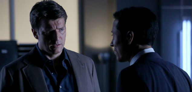 Castle T6 no AXN HD 01
