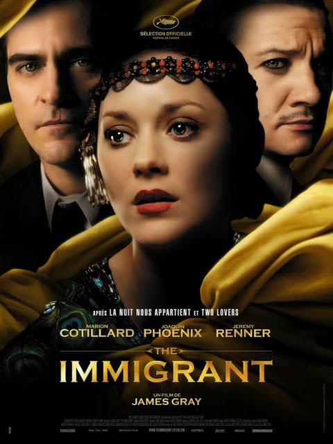 The Immigrant - Poster