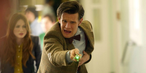 Doctor Who T7 no Syfy HD Foto B