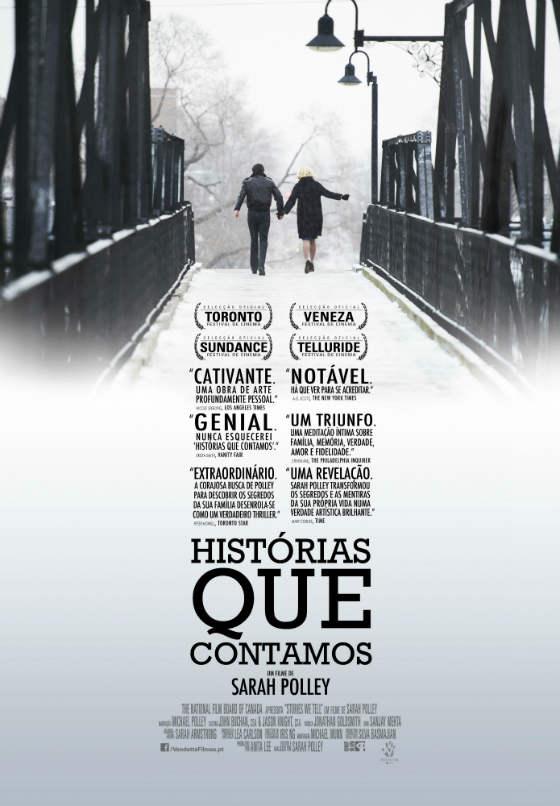 Historias que Contamos Poster
