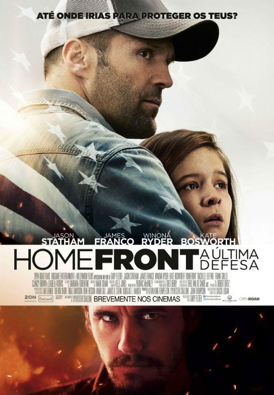 Homefront A Última Defesa Poster