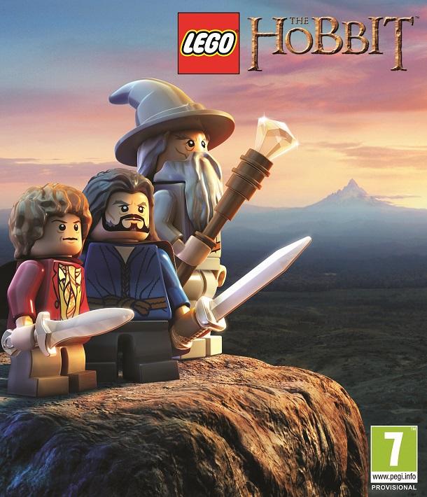 LEGO Hobbit CrossSell ENG PEGI
