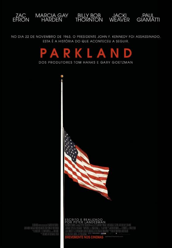Parkland o Poster