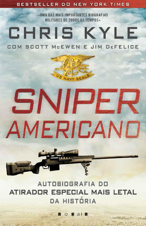 Sniper Americano Capa