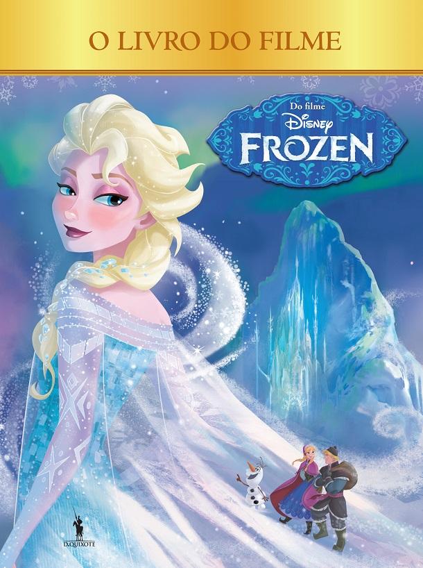 frozen_livro_filme