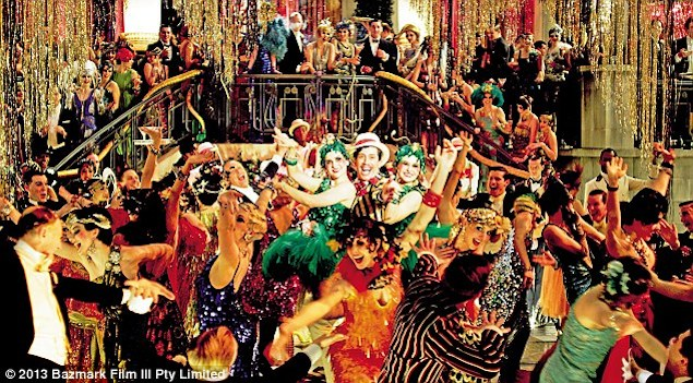 great gatsby bso