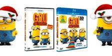"""""""Gru - O Maldisposto 2"""" recebeu 10 nomeações para a 41ª edição dos Annie Awards. Já em Dvd, Blu-Ray e BD 3D."""