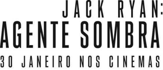 Jack Ryan Agente Sombra - Logo