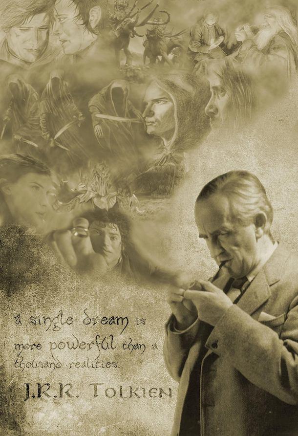 Sir John Ronald Reuel Tolkien