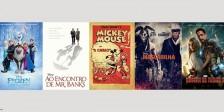 São cinco os filmes Disney e Marvel nomeados para os Óscares 2014