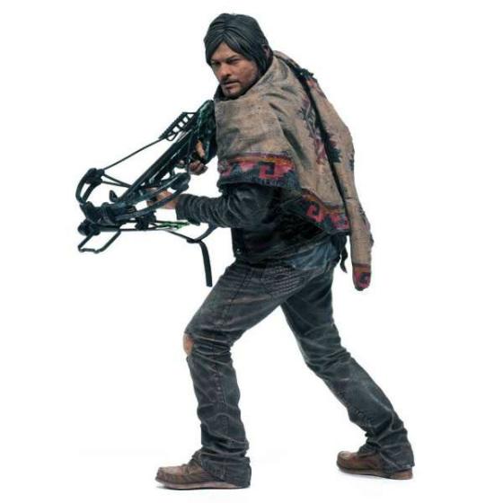 Daryl Dixon a Figura Articulada