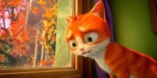 Trovão é um pequeno gatinho que foi abandonado pela sua família e que se refugia numa misteriosa mansão onde vive um excêntrico mágico reformado