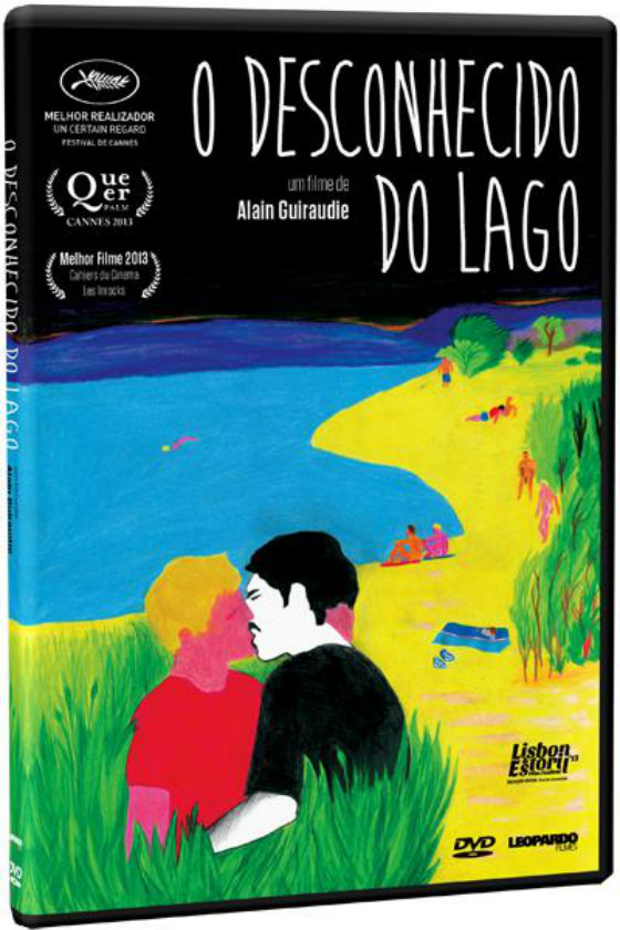 Passatempo DVD O Desconhecido do Lago II