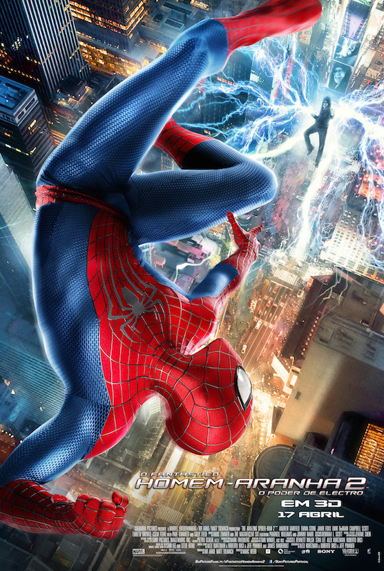 O Fantástico Homem Aranha 2: O Poder de Electro