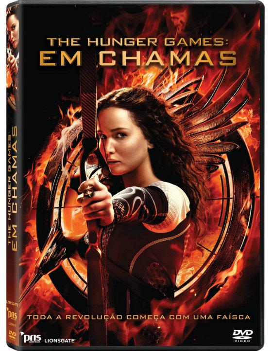 The Hunger Games em Chamas DVD II