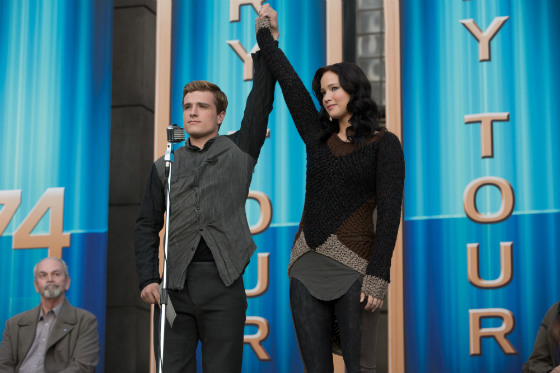 The Hunger Games em Chamas DVD III