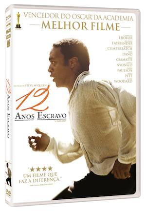 12 anos escravo dvd