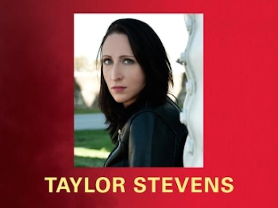 Taylor Stevens