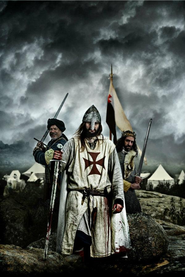 Templarios no Canal História HD Foto (4)