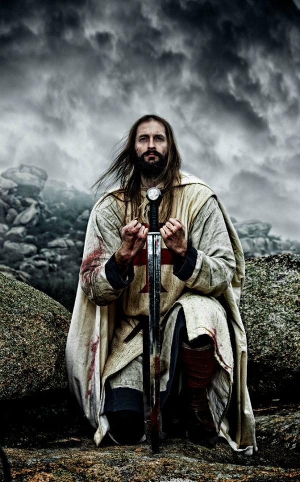 Templarios no Canal História HD Foto (5)