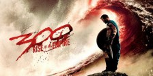 300: O Início de um Império, é puro ecstasy de aço, pele e sangue.