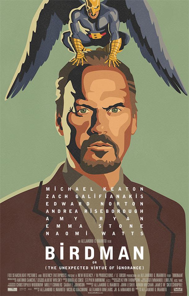 BIRDMAN online poster