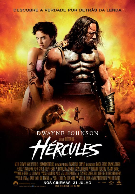 Hercules Poster Cinema