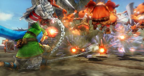 Hyrule Warriors (Wii U) - Novas Imagens | Magazine HD