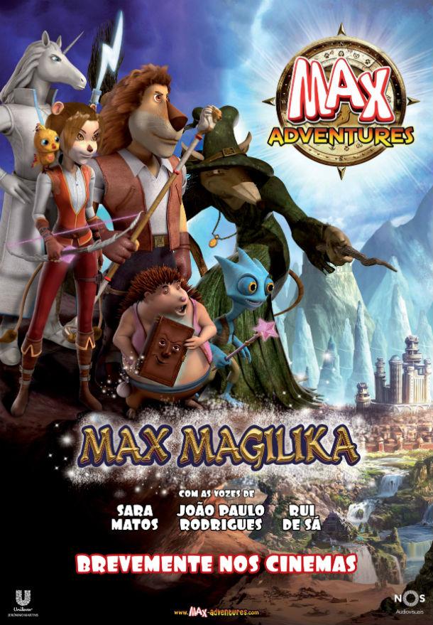 MaxMagilika-poster