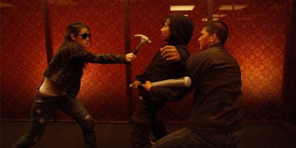 The-Raid-2-Hammer-Girl-Baseball-Bat-Man